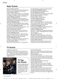 Titelbild der Ausgabe 2/2021 von Radio-Termine. Zeitschriften als Abo oder epaper bei United Kiosk online kaufen.