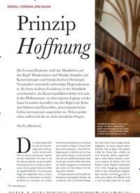 Titelbild der Ausgabe 4/2021 von Prinzip Hoffnung. Zeitschriften als Abo oder epaper bei United Kiosk online kaufen.
