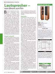 Titelbild der Ausgabe 1/2019 von STANDBOXEN(PASSIV): Lautsprecher – vom Strom zum Ton. Zeitschriften als Abo oder epaper bei United Kiosk online kaufen.