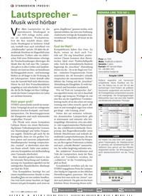 Titelbild der Ausgabe 1/2020 von STANDBOXEN (PASSIV): Lautsprecher –. Zeitschriften als Abo oder epaper bei United Kiosk online kaufen.