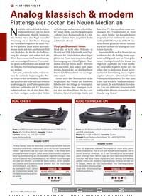 Titelbild der Ausgabe 1/2020 von Analog klassisch & modern. Zeitschriften als Abo oder epaper bei United Kiosk online kaufen.