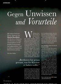 Titelbild der Ausgabe 11/2019 von Gegen Unwissen und Vorurteile. Zeitschriften als Abo oder epaper bei United Kiosk online kaufen.