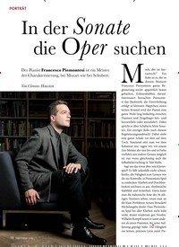 Titelbild der Ausgabe 11/2019 von In der Sonate die Oper suchen. Zeitschriften als Abo oder epaper bei United Kiosk online kaufen.