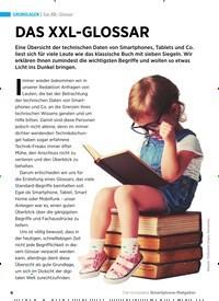 Titelbild der Ausgabe 1/2020 von Das XXL-Glossar: DAS XXL-GLOSSAR. Zeitschriften als Abo oder epaper bei United Kiosk online kaufen.