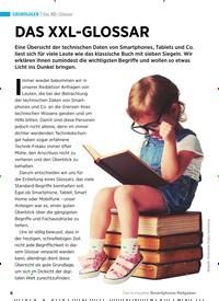Titelbild der Ausgabe 2/2019 von Das XXL-Glossar: DAS XXL-GLOSSAR. Zeitschriften als Abo oder epaper bei United Kiosk online kaufen.