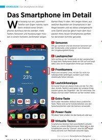 Titelbild der Ausgabe 1/2020 von Das Smartphone im Detail: Das Smartphone im Detail. Zeitschriften als Abo oder epaper bei United Kiosk online kaufen.