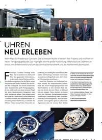 Titelbild der Ausgabe 4/2019 von UHREN NEU ERLEBEN. Zeitschriften als Abo oder epaper bei United Kiosk online kaufen.