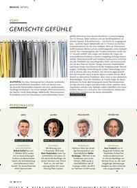 Titelbild der Ausgabe 10/2019 von AKTUELL: VDHI: GEMISCHTE GEFÜHLE. Zeitschriften als Abo oder epaper bei United Kiosk online kaufen.