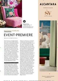 Titelbild der Ausgabe 1/2020 von BELÉTAGE HAMBURG: EVENT-PREMIERE. Zeitschriften als Abo oder epaper bei United Kiosk online kaufen.