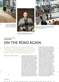 Titelbild der Ausgabe 3/2020 von MEISTERWERKE: ON THE ROAD AGAIN. Zeitschriften als Abo oder epaper bei United Kiosk online kaufen.