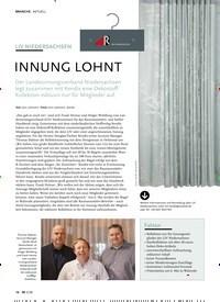 Titelbild der Ausgabe 3/2020 von LIV NIEDERSACHSEN: INNUNG LOHNT. Zeitschriften als Abo oder epaper bei United Kiosk online kaufen.