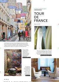 Titelbild der Ausgabe 3/2020 von PARIS DÉCO OFF: TOUR DE FRANCE. Zeitschriften als Abo oder epaper bei United Kiosk online kaufen.