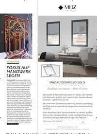 Titelbild der Ausgabe 8/2020 von DOMOTEX: FOKUS AUF HANDWERK LEGEN. Zeitschriften als Abo oder epaper bei United Kiosk online kaufen.