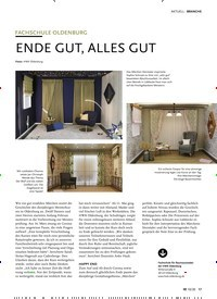 Titelbild der Ausgabe 10/2020 von AKTUELL: FACHSCHULE OLDENBURG: ENDE GUT, ALLES GUT. Zeitschriften als Abo oder epaper bei United Kiosk online kaufen.