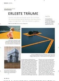 Titelbild der Ausgabe 10/2020 von AKTUELL: SPURENSUCHE: ERLEBTE TRÄUME. Zeitschriften als Abo oder epaper bei United Kiosk online kaufen.