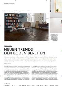 Titelbild der Ausgabe 11/2020 von ANALYSE: NEUEN TRENDS DEN BODEN BEREITEN. Zeitschriften als Abo oder epaper bei United Kiosk online kaufen.