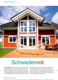 Titelbild der Ausgabe 5/2016 von Schwedenrot. Zeitschriften als Abo oder epaper bei United Kiosk online kaufen.