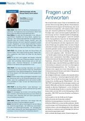 Titelbild der Ausgabe 7/2008 von Fragen und Antworten. Zeitschriften als Abo oder epaper bei United Kiosk online kaufen.