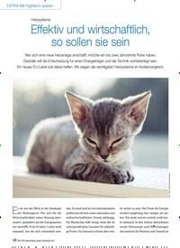 Titelbild der Ausgabe 10/2014 von Heizsysteme: Effektiv und wirtschaftlich, so sollen sie sein. Zeitschriften als Abo oder epaper bei United Kiosk online kaufen.