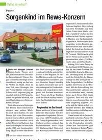 Titelbild der Ausgabe 7/2011 von Penny: Sorgenkind im Rewe-Konzern. Zeitschriften als Abo oder epaper bei United Kiosk online kaufen.