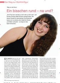 Titelbild der Ausgabe 93/2010 von Weg von der Norm: Ein bisschen rund – na und?. Zeitschriften als Abo oder epaper bei United Kiosk online kaufen.