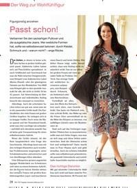 Titelbild der Ausgabe 93/2010 von Figurgünstig anziehen: Passt schon!. Zeitschriften als Abo oder epaper bei United Kiosk online kaufen.