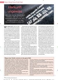 Titelbild der Ausgabe 94/2012 von Herkunft ungewiss. Zeitschriften als Abo oder epaper bei United Kiosk online kaufen.