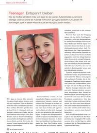 Titelbild der Ausgabe 5/2017 von Teenager Entspannt bleiben. Zeitschriften als Abo oder epaper bei United Kiosk online kaufen.