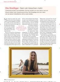 Titelbild der Ausgabe 5/2017 von Die Dreißiger Gern ein bisschen mehr. Zeitschriften als Abo oder epaper bei United Kiosk online kaufen.