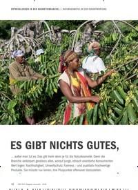 Titelbild der Ausgabe 6/2018 von NATURKOSMETIK IN DER VERANTWORTUNG: ES GIBT NICHTS GUTES,. Zeitschriften als Abo oder epaper bei United Kiosk online kaufen.
