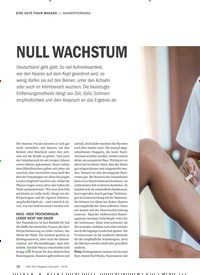 Titelbild der Ausgabe 6/2018 von HAARENTFERNUNG: NULL WACHSTUM. Zeitschriften als Abo oder epaper bei United Kiosk online kaufen.