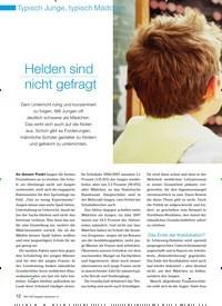 Titelbild der Ausgabe 10/2008 von Helden sind nicht gefragt. Zeitschriften als Abo oder epaper bei United Kiosk online kaufen.