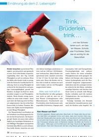 Titelbild der Ausgabe 10/2008 von Trink, Brüderlein, trink …. Zeitschriften als Abo oder epaper bei United Kiosk online kaufen.