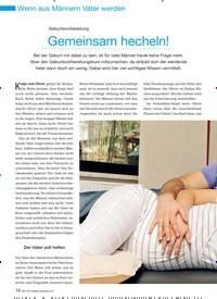Titelbild der Ausgabe 9/2011 von Geburtsvorbereitung: Gemeinsam hecheln!. Zeitschriften als Abo oder epaper bei United Kiosk online kaufen.
