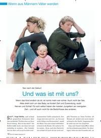 Titelbild der Ausgabe 9/2011 von Sex nach der Geburt: Und was ist mit uns?. Zeitschriften als Abo oder epaper bei United Kiosk online kaufen.