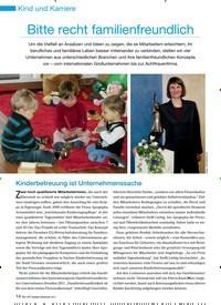 Titelbild der Ausgabe 9/2012 von Bitte recht familienfreundlich. Zeitschriften als Abo oder epaper bei United Kiosk online kaufen.
