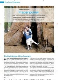Titelbild der Ausgabe 9/2012 von Karriere mit Kindern: Frauenpower. Zeitschriften als Abo oder epaper bei United Kiosk online kaufen.