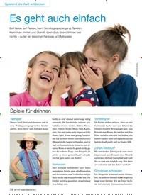 Titelbild der Ausgabe 9/2015 von Es geht auch einfach. Zeitschriften als Abo oder epaper bei United Kiosk online kaufen.
