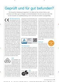 Titelbild der Ausgabe 9/2017 von Geprüft und für gut befunden?. Zeitschriften als Abo oder epaper bei United Kiosk online kaufen.