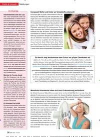 Titelbild der Ausgabe 3/2013 von Meldungen. Zeitschriften als Abo oder epaper bei United Kiosk online kaufen.
