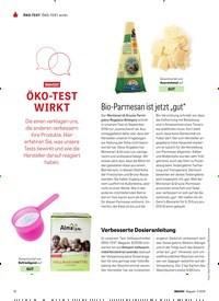 Titelbild der Ausgabe 110/2019 von ÖKO-TEST WIRKT. Zeitschriften als Abo oder epaper bei United Kiosk online kaufen.