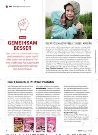 Titelbild der Ausgabe 110/2019 von Gemeinsam besser: GEMEINSAM BESSER. Zeitschriften als Abo oder epaper bei United Kiosk online kaufen.