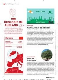 Titelbild der Ausgabe 1/2020 von Ökologie im Ausland: ÖKOLOGIE IM AUSLAND. Zeitschriften als Abo oder epaper bei United Kiosk online kaufen.