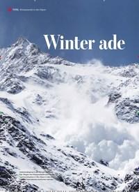 Titelbild der Ausgabe 1/2020 von Klimawandel in den Alpen: Winter ade. Zeitschriften als Abo oder epaper bei United Kiosk online kaufen.