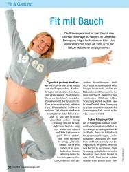 Titelbild der Ausgabe 10/2008 von Fit mit Bauch. Zeitschriften als Abo oder epaper bei United Kiosk online kaufen.