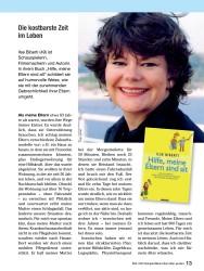 Titelbild der Ausgabe 11/2008 von Die kostbarste Zeit im Leben. Zeitschriften als Abo oder epaper bei United Kiosk online kaufen.