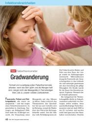 Titelbild der Ausgabe 12/2008 von TEST Fieberthermometer: Gradwanderung. Zeitschriften als Abo oder epaper bei United Kiosk online kaufen.