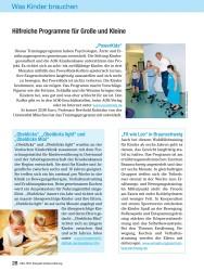 Titelbild der Ausgabe 13/2008 von Hilfreiche Programme für Große und Kleine. Zeitschriften als Abo oder epaper bei United Kiosk online kaufen.