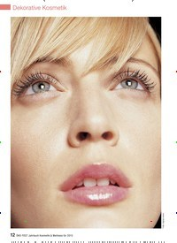 Titelbild der Ausgabe 12/2012 von TesT Make-up In Deckung!. Zeitschriften als Abo oder epaper bei United Kiosk online kaufen.