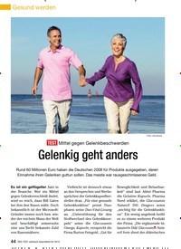 Titelbild der Ausgabe 11/2009 von TEST Mittel gegen Gelenkbeschwerden: Gelenkig geht anders. Zeitschriften als Abo oder epaper bei United Kiosk online kaufen.